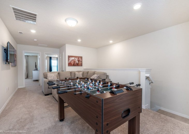Modern 5BD 4.5BA Solterra Private Pool Games Room Free use of Resort Facilities #22