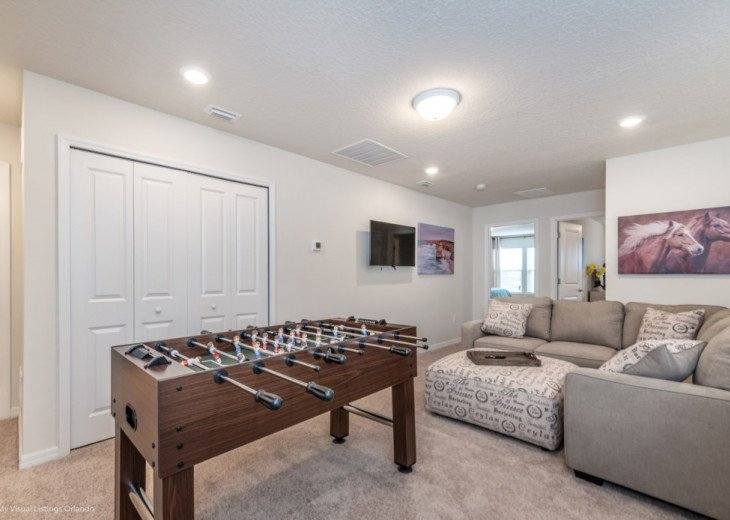 Modern 5BD 4.5BA Solterra Private Pool Games Room Free use of Resort Facilities #20