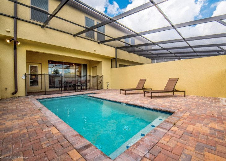Modern 5BD 4.5BA Solterra Private Pool Games Room Free use of Resort Facilities #40