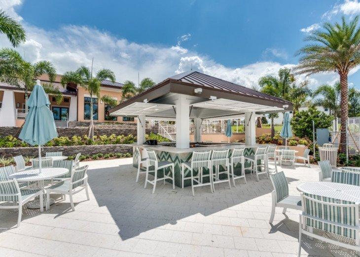 Modern 6BD 5BA Pool and Spa Free use of Solara Resort Facilities #53