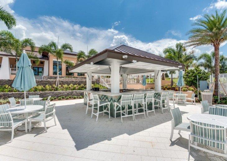 Modern 6BD 5BA Pool and Spa Free use of Solara Resort Facilities #46