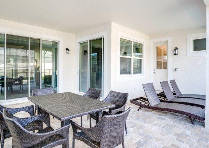 Modern 6BD 5BA Pool and Spa Free use of Solara Resort Facilities #33