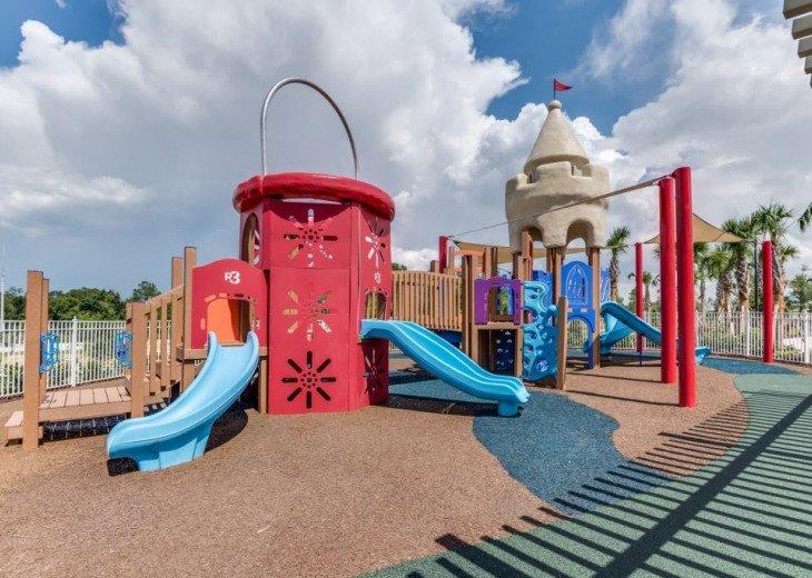Modern 6BD 5BA Pool and Spa Free use of Solara Resort Facilities #38