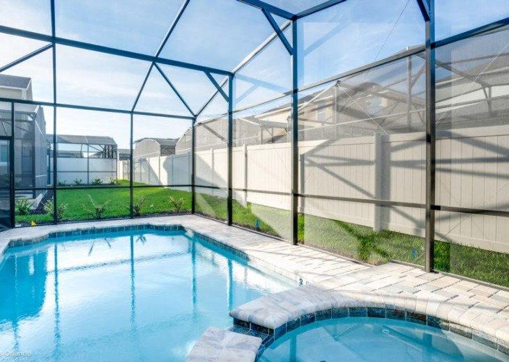 Modern 6BD 5BA Pool and Spa Free use of Solara Resort Facilities #31