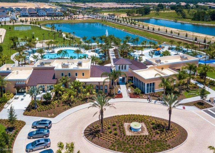 Modern 6BD 5BA Pool and Spa Free use of Solara Resort Facilities #49