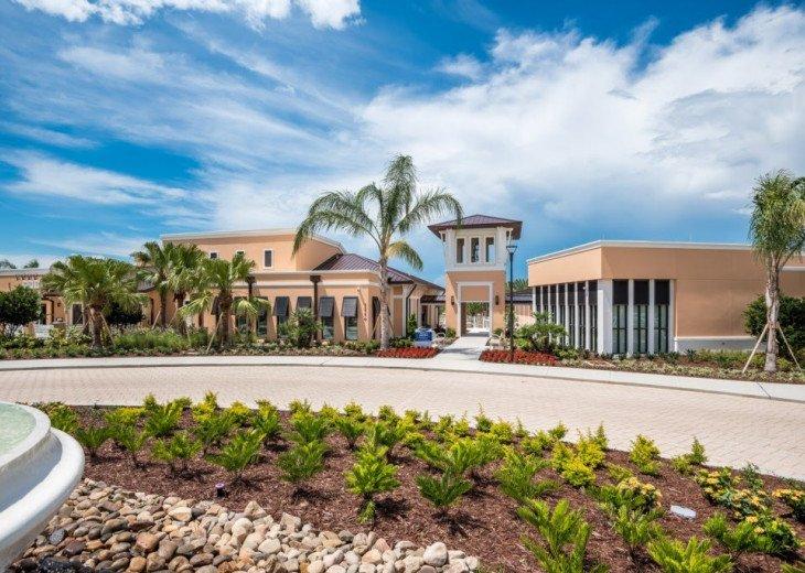 Modern 6BD 5BA Pool and Spa Free use of Solara Resort Facilities #43