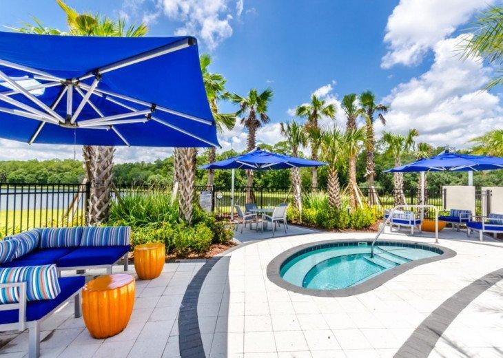 Modern 10BD 8BA Sonoma. Pool/Spa. Cinema Room. Free use of Resort Facilities. #66