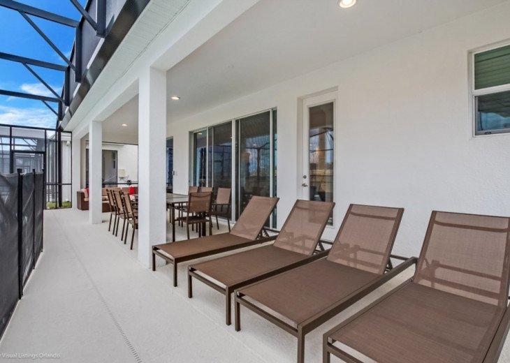 Modern 10BD 8BA Sonoma. Pool/Spa. Cinema Room. Free use of Resort Facilities. #54