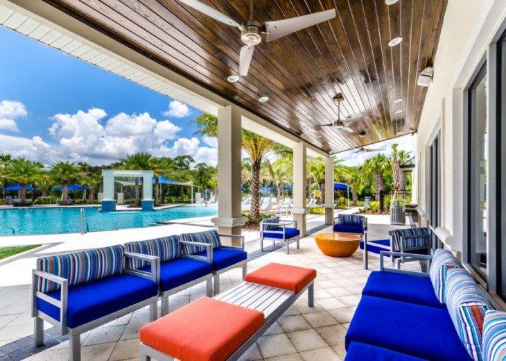 Modern 10BD 8BA Sonoma. Pool/Spa. Cinema Room. Free use of Resort Facilities. #71