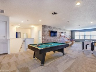 Spacious 14BD 11BA. Private Pool/Spa. Game Room. Free use Resort Facilities. #1