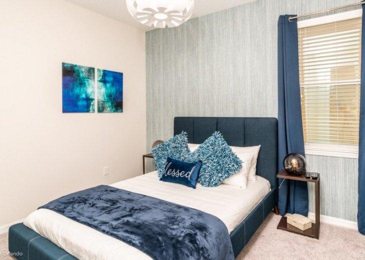 Designer 4BD 3.5BA Solara Pool/Spa Games Room Free use of Resort Facilities #11
