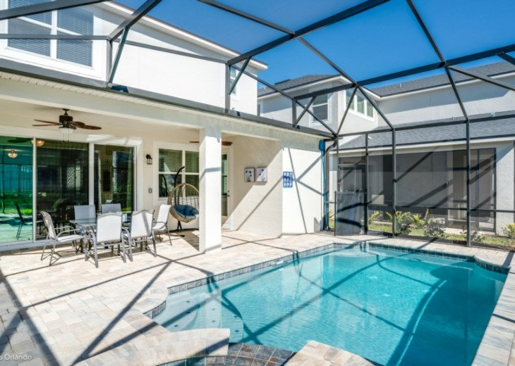 Designer 4BD 3.5BA Solara Pool/Spa Games Room Free use of Resort Facilities #26