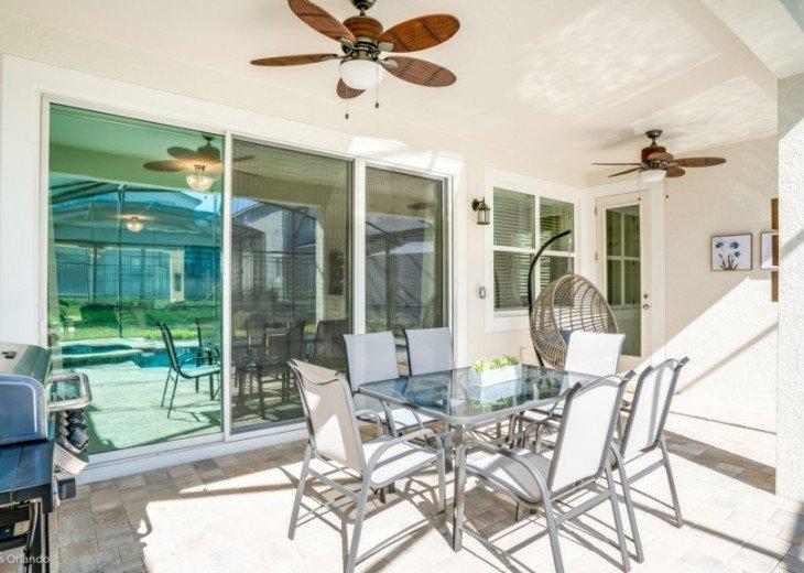 Designer 4BD 3.5BA Solara Pool/Spa Games Room Free use of Resort Facilities #29