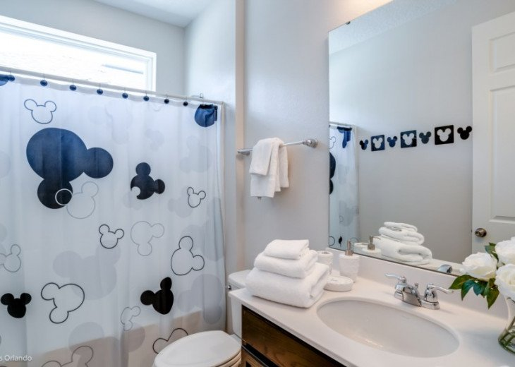 Designer 4BD 3.5BA Solara Pool/Spa Games Room Free use of Resort Facilities #20