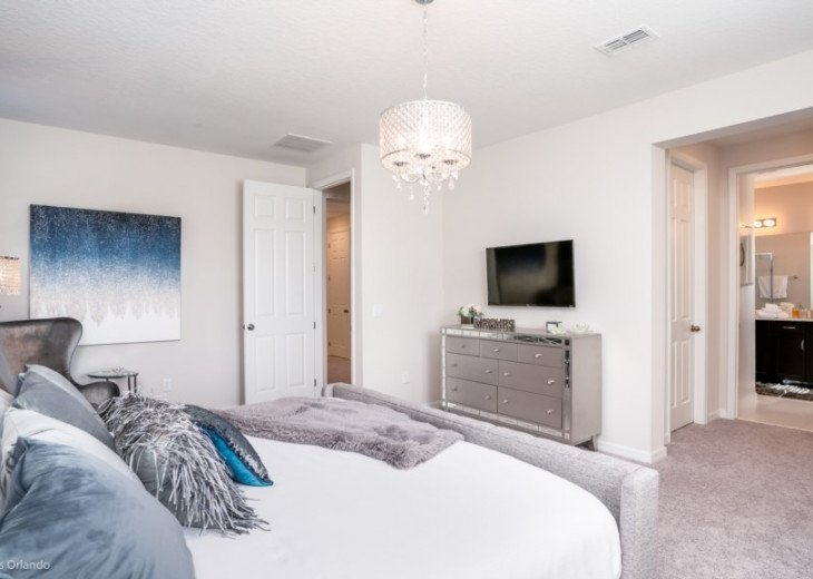 Designer 4BD 3.5BA Solara Pool/Spa Games Room Free use of Resort Facilities #17