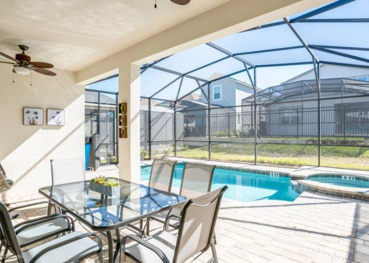Designer 4BD 3.5BA Solara Pool/Spa Games Room Free use of Resort Facilities #27