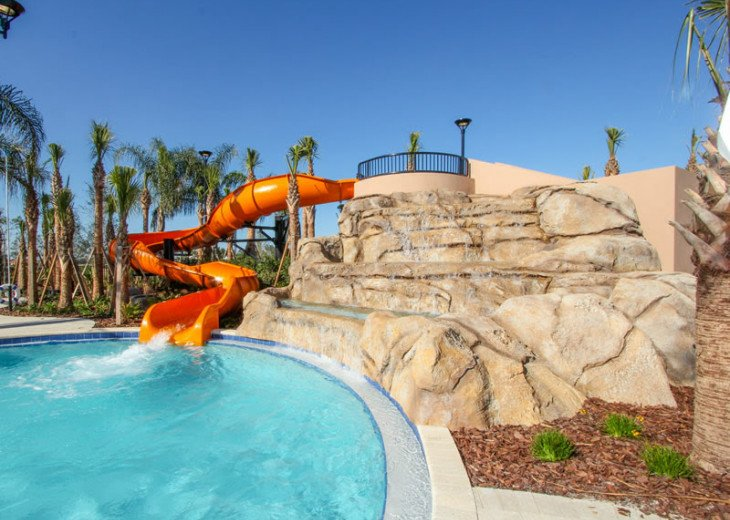 Wonderful 9BD 7BA Pool/Spa Games Room Free use of Solterra Resort Facilities #46