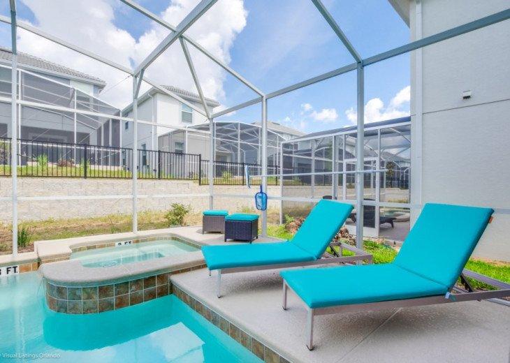 Star Wars! 6BD 5BA Sleeps 16 Pool Spa. Games Room. Free use Resort Facilities! #43