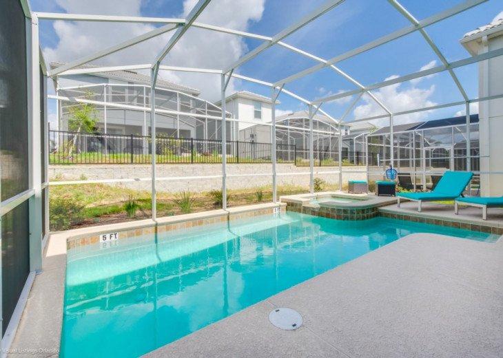 Star Wars! 6BD 5BA Sleeps 16 Pool Spa. Games Room. Free use Resort Facilities! #39