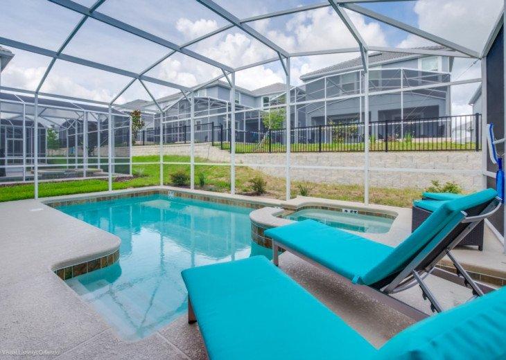 Star Wars! 6BD 5BA Sleeps 16 Pool Spa. Games Room. Free use Resort Facilities! #38