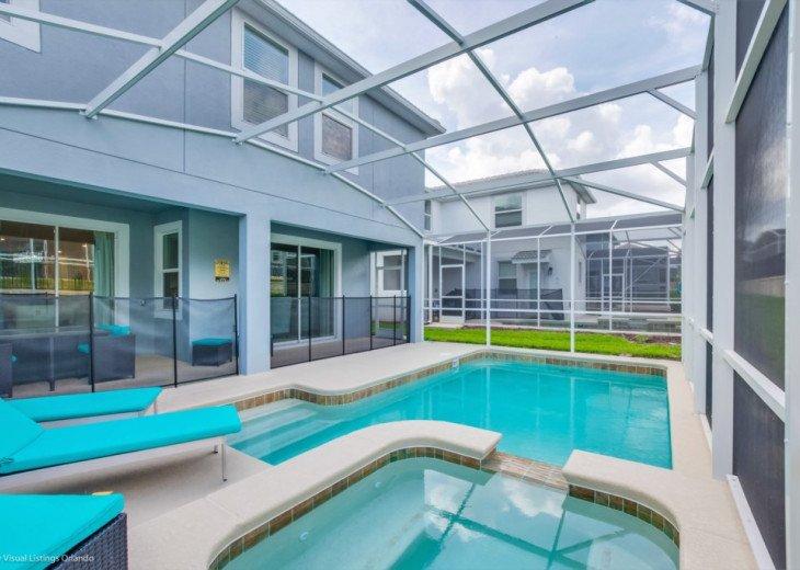Star Wars! 6BD 5BA Sleeps 16 Pool Spa. Games Room. Free use Resort Facilities! #42