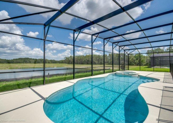 Stunning 14BD 11BA Pool Spa withLake Views Free use Solterra Resort Facilities #1