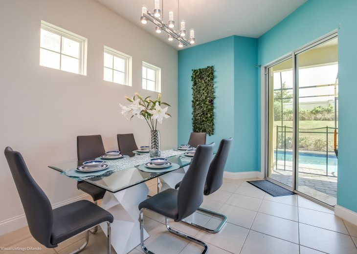 Fantastic 5BD 4BA Town Home Private Pool Free use of Festival Resort Facilities. #9