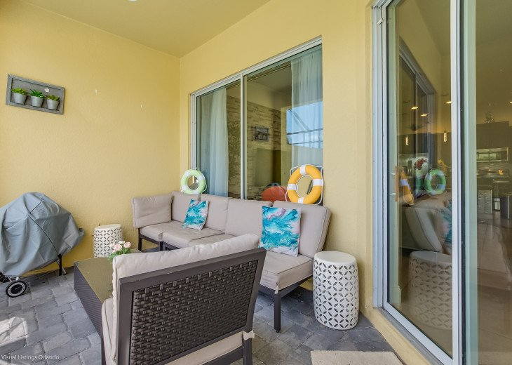 Fantastic 5BD 4BA Town Home Private Pool Free use of Festival Resort Facilities. #33
