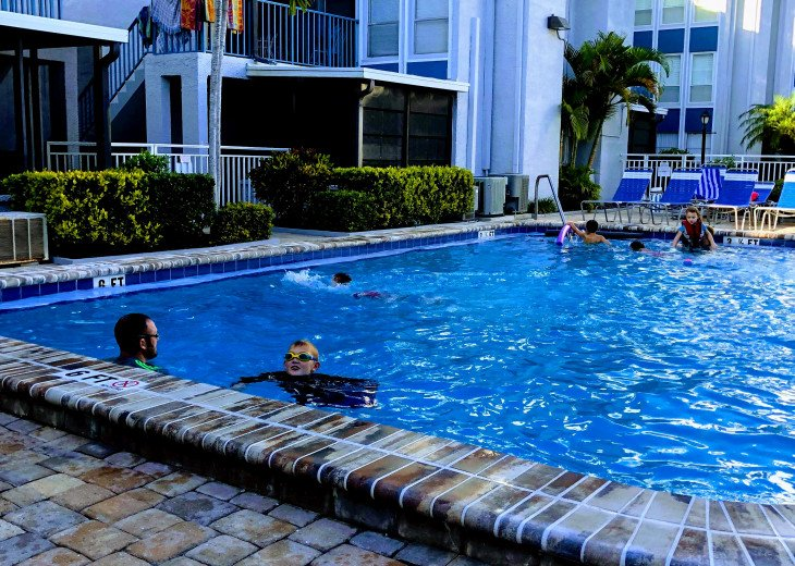 Two Heated Pools! Clearwater/ St. Pete Area Bargain! #27