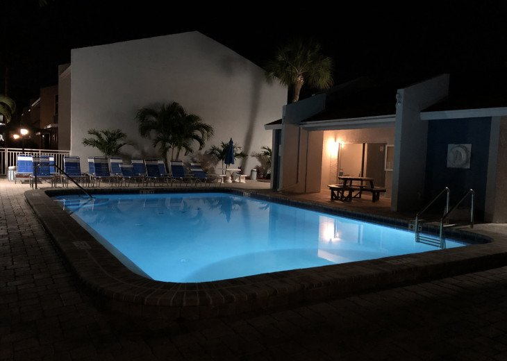 Two Heated Pools! Clearwater/ St. Pete Area Bargain! #57