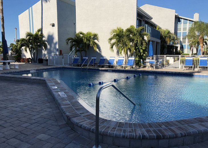 Two Heated Pools! Clearwater/ St. Pete Area Bargain! #56