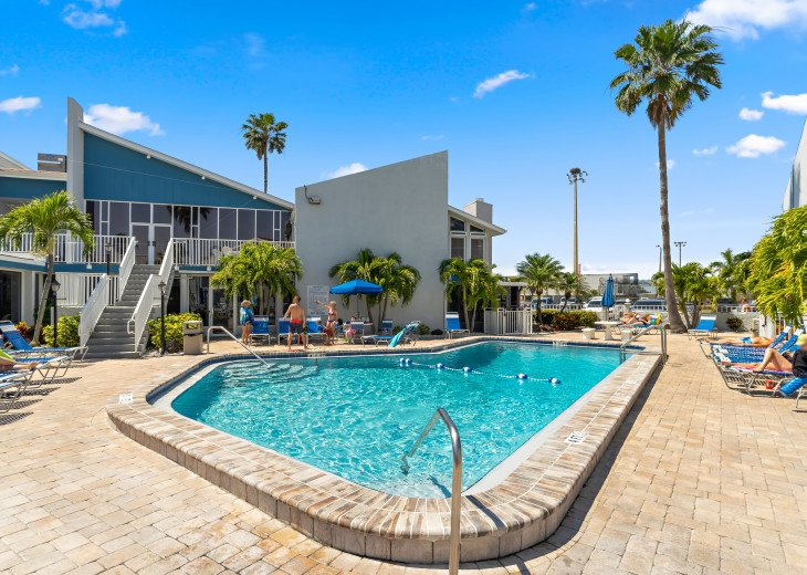 Two Heated Pools! Clearwater/ St. Pete Area Bargain! #45