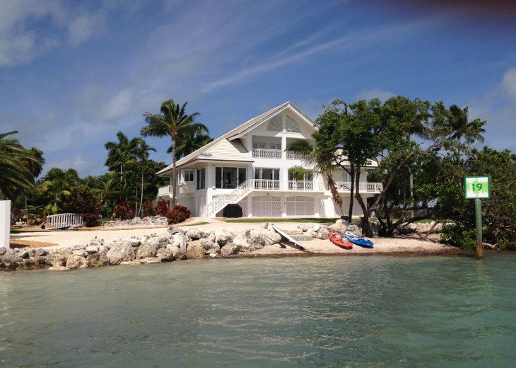 Luxury Florida Keys Estate #1