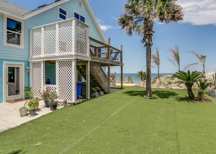 """Seaside Sanctuary"" is the tranquil, oceanfront getaway that you're looking for. #25"