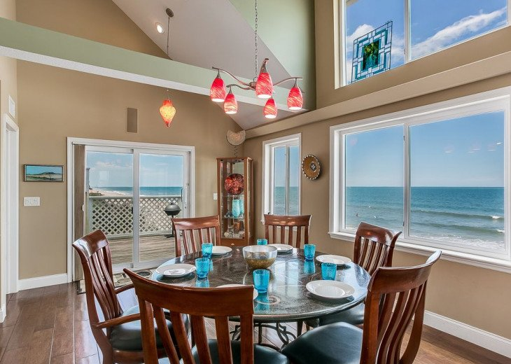 """Seaside Sanctuary"" is the tranquil, oceanfront getaway that you're looking for. #5"