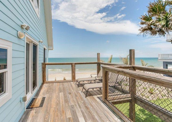 """Seaside Sanctuary"" is the tranquil, oceanfront getaway that you're looking for. #26"