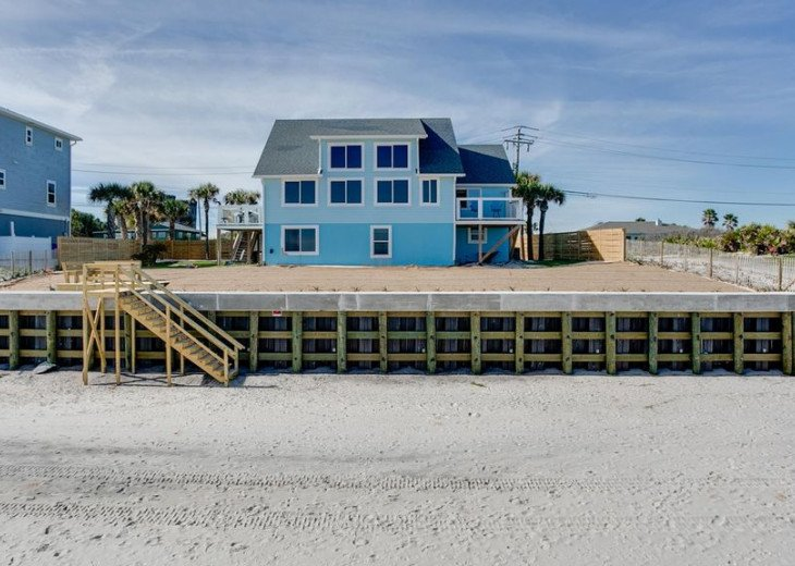 """Seaside Sanctuary"" is the tranquil, oceanfront getaway that you're looking for. #23"