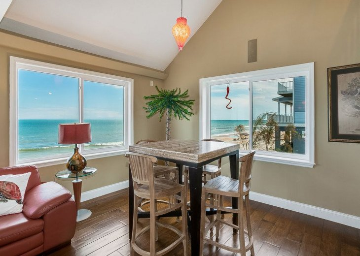 """Seaside Sanctuary"" is the tranquil, oceanfront getaway that you're looking for. #9"
