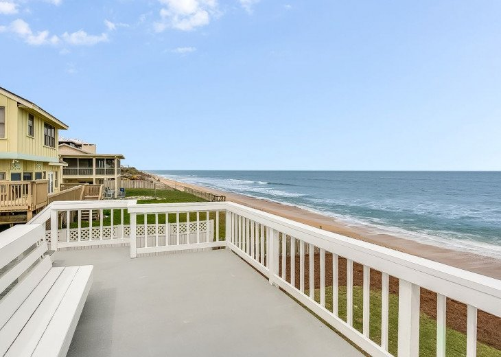 Budget friendly, casual beach house, close to St. Augustine. Pet friendly. #16