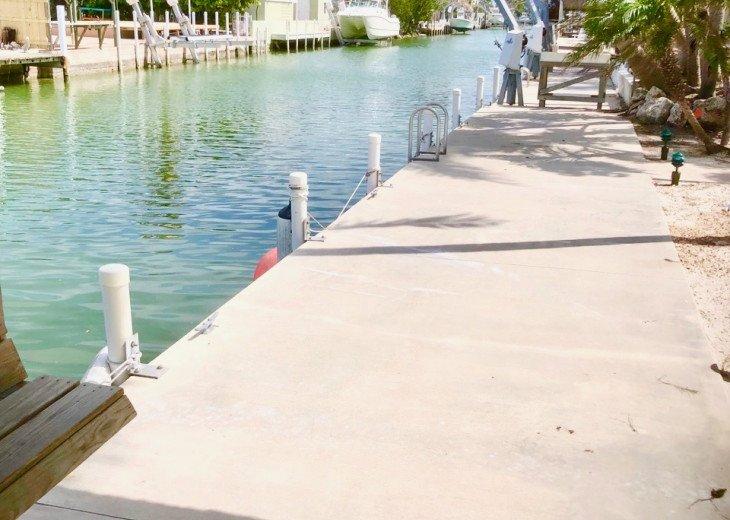 60 foot dock