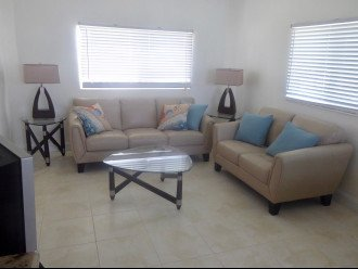 Canal apartment overlooking beach with exclusive occupancy in private home #1