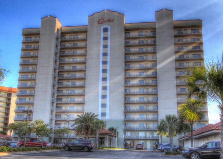 Fall Best Time to Go! Low Rates! Coral Reef. Beachfront. 1500 sq ft #24