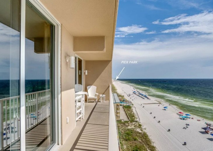 Tidewater Beach Resort - Gulf Front, Panama City Beach #18
