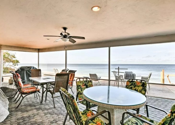 Spacious Englewood House w/Deck - On The Beach! #2