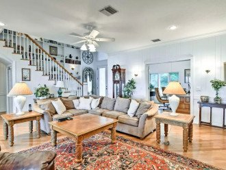 Spacious Englewood House w/Deck - On The Beach! #1