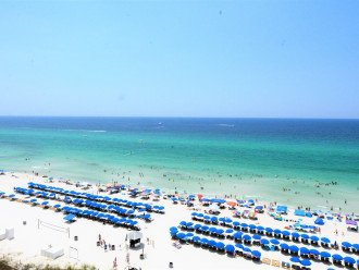 New Listing, New Everything: Calypso Resort, Gulf Front & Walk to Pier Park! #1