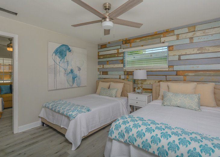 Sea Shell Beach Cottage - Private Pool #7