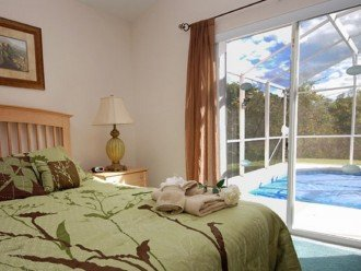 2nd Master Bedroom with Pool acces & En Suite