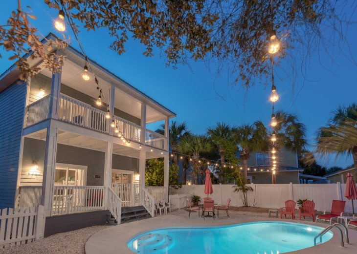 *FREE Golf cart*Private Pool, close to the beach!! #2