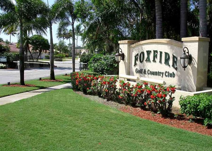 Foxfire CC 2 BR golf condo available 2020 season #12